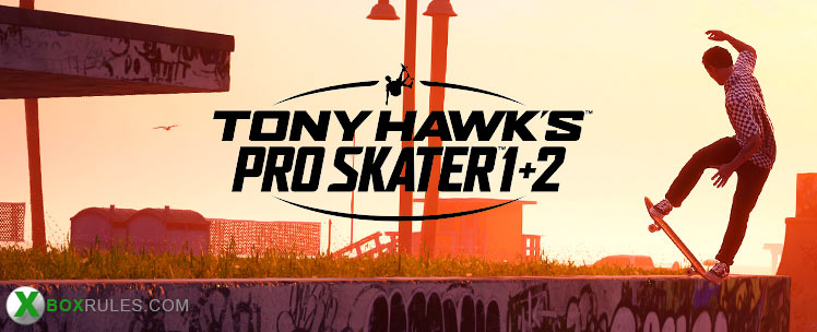Xbox game review – Tony Hawk Pro 1&2