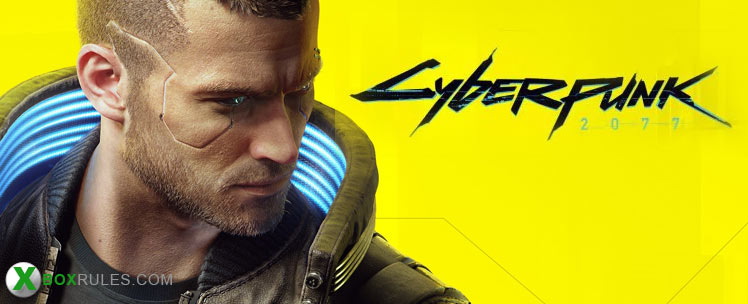 A First Look at Cyberpunk 2077 for the Xbox