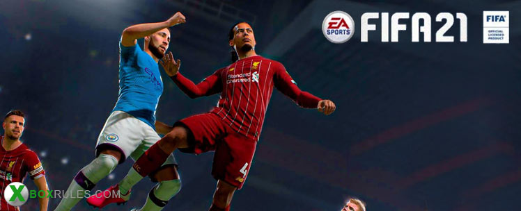 FIFA 21 comes to Xbox Series X