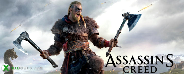 Fight Like a Real Viking in Assassin's Creed Valhalla