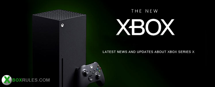 Latest news and updates about Xbox Series X